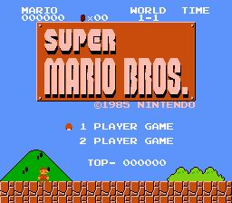 Super Mario Bros. (FC超级马里奥1)