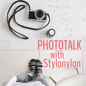 Phototalk With Stylonylon