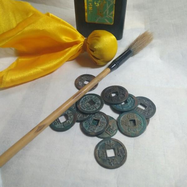 阿布哥哥说铜钱