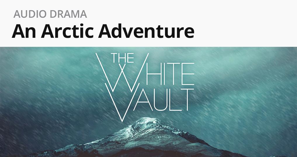 white vault