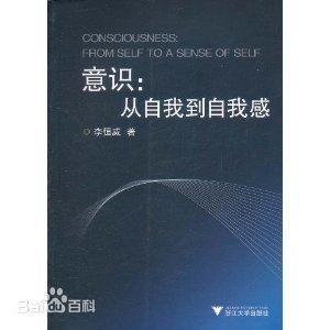 《意识:从自我到自我感》李恒威