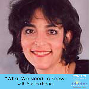 What We Need to Know with Andrea Isaacs