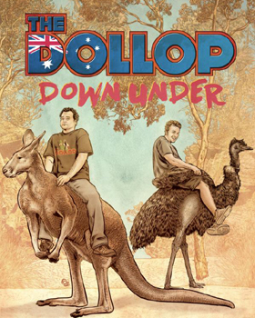 The Dollop with Dave Anthony and Gareth Reynold