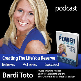 Bardi Toto The Power of Asking Podcasts