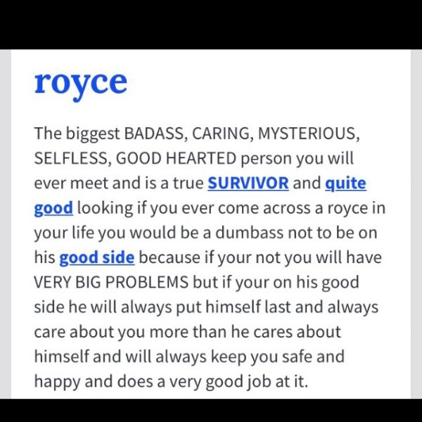 Royce Steele